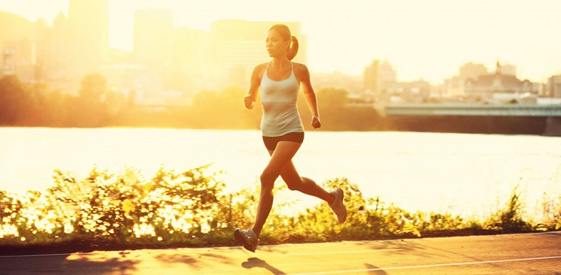 Как научится бегать
