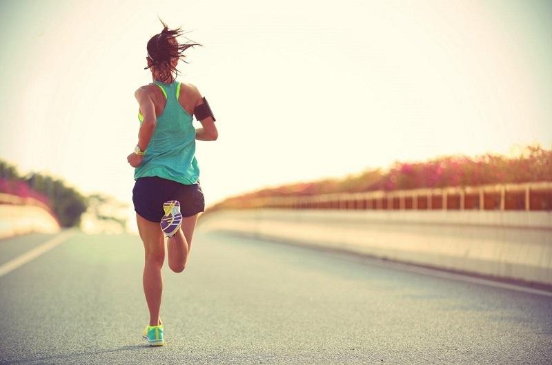 Бег: укрепляет тело и память
